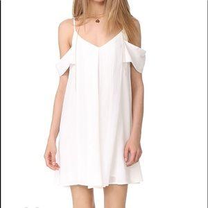 J.O.A Cold Shoulder Dress